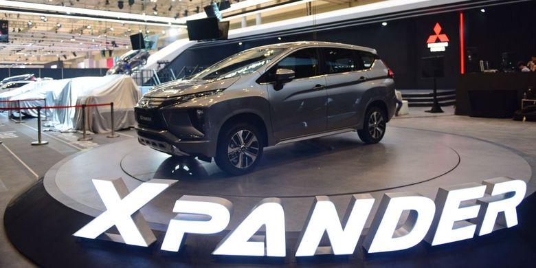 Mitsubishi Xpander di GIIAS 2017