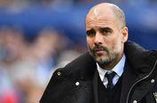 Komentar Guardiola Setelah Bermain Imbang dalam Derbi Manchester