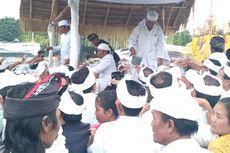 Sehari Menjelang Nyepi, Umat Hindu Jalani Ritual Tawur Kesanga