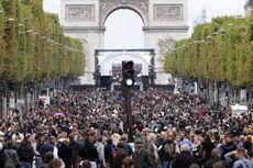 Cara Paris Kurangi Polusi Kendaraan Bermotor