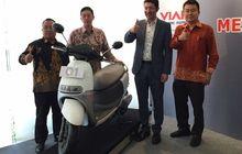 Viar dan Bosch Kenalkan Motor Listrik