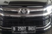 Lampu Strobo di Mobil Anies Baswedan Sudah Dicopot