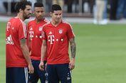 Pindah ke Bayern, James Rodriguez Merasa di Trek yang Benar
