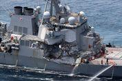 Jenazah Pelaut AS yang Jadi Korban dalam Tabrakan Kapal Ditemukan