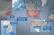 Inilah Sasaran Nuklir Korut di AS, Jepang, dan Korea Selatan