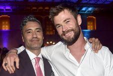 Chris Hemsworth Ungkap Asal Usul Ide Memotong Rambut Thor