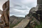 Batu 'Penis' di Norwegia Dirusak, Warga Urun Dana Perbaikan