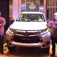 Pajero Sport, Triton, dan XM Concept Sapa Medan