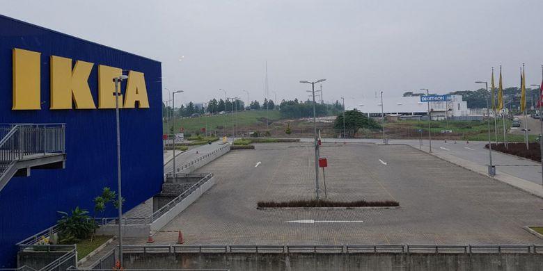 IKEA, Alam Sutera, Tangerang