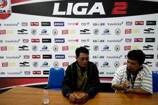 PSS Sleman Takluk di Kandang pada Laga Pembuka Liga 2