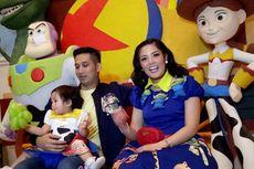 Nindy Ayunda Bikin Pesta Besar untuk Ulang Tahun Dua Anaknya