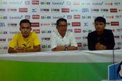 Respons Pelatih Semen Padang soal Kekalahan dari Mitra Kukar