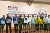 12 Parpol Calon Peserta Pemilu 2019 Melaju ke Tahap Verifikasi Faktual