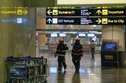 Kebakaran di Bandara Changi, Ratusan Orang Dievakuasi
