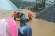 Bupati Jeje: Banjir di Pangandaran Sudah Surut, Tidak Ada Pengungsi