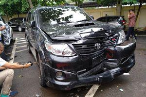 Tak Ada Bercak Darah, Polisi Temukan Rambut di Mobil Setya Novanto