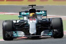 Hamilton dan Bottas Masih Paling Cepat