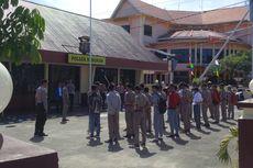 Tawuran, 38 Siswa SMK Nginap di Kantor Polisi dan Hormat ke Bendera