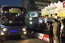 AHM Berangkatkan 2.315 Konsumen Mudik ke Semarang dan Yogya