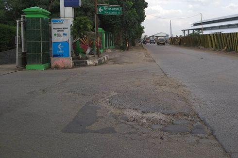 Food Station Tak Dapat PMD, DKI Ambil Alih Perbaikan Jalan di Pasar Induk Cipinang