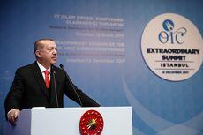 Erdogan Desak Dunia Akui Yerusalem Timur sebagai Ibu Kota Palestina