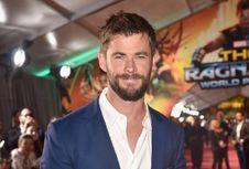 Chris Hemsworth Merasa 'Terintimidasi' dalam Film Thor: Ragnarok