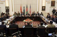 Empat Negara Ini  Lanjutkan Usaha Hentikan Perang di Afganistan