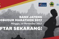 Ingin Maraton Sambil Nikmati Keindahan Panorama Borobudur? Ikuti Ajang Ini!