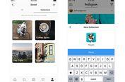 Giliran Pinterest yang Dicontek Instagram