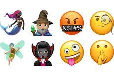 Apple Tambah Emoji Perempuan Berhijab di iOS 11.1