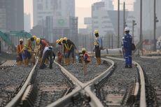 Senin, PT MRT Jakarta Buka Tambahan Satu Lajur Jalan di Lebak Bulus