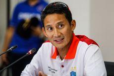 Sandiaga Uno dan Target Investasi Asing Rp 1.000 Triliun di Jakarta