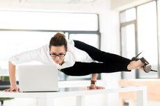 Mengapa Bekerja di Kantor Memutus Semangat Berolahraga?
