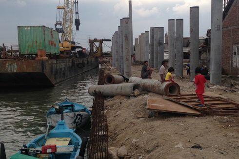 Penataan Kampung Bahari Tambaklorok Terkendala Pembebasan Lahan