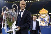 Dortmund Vs Real Madrid, Zidane Ingin Akhiri Kutukan Bertemu BVB