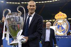 Tekad Zidane Pertahankan Trofi Piala Dunia Antarklub