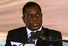 Emmerson Mnangagwa Mantapkan Hegemoni sebagai Presiden Zimbabwe