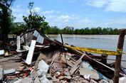 Banjir di Bengkulu, 3 Jembatan Putus, 10 Rumah Hanyut