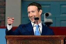 Mengapa Mark Zuckerberg Tak Bisa Diblokir di Facebook?