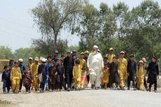 Kisah Gulzar Khan, Pria Pakistan Beristri Tiga dan Beranak 36 Orang