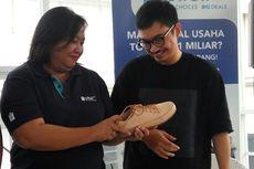 Gara-gara Hilang Sepatu, Rowland Sukses Menembus Pasar di Lima Benua