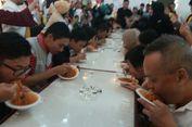 50 Penggila Kuliner Pedas Ikuti 'Samyang Challenge' di Bandung