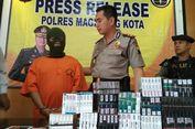 Incar Rokok, Pencuri Sembuyi di Loteng Toko Selama 20 Jam