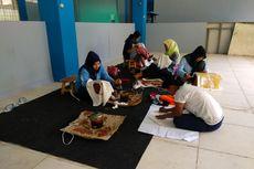 Batik Marunda Dipesan Desainer hingga Tambah Penghasilan Penghuni Rusun