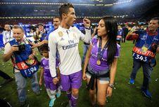 6 Fakta Menarik Pacar Ronaldo, dari Pelayan Toko hingga Isu Hamil