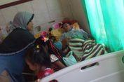 Diduga Keracunan Makanan, Puluhan Siswa Ponpes Dilarikan ke Klinik