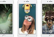 Sehari, 300 Juta Orang Bikin Instagram Stories dan WhatsApp Status