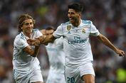 Zidane Ingin Asensio Jadi Contoh bagi Pemain Muda Real Madrid