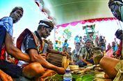Bapalas Benua Bekasik, Upacara Adat Suku Dayak Usai Panen