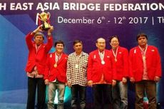 Tim Indonesia Rebut 7 Medali Emas